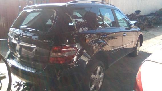 Sucata Mercedes Ml-350 /2007 Para Vendas De Peças