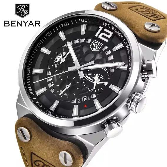 Relógio Benyar Johnnie Walker Funcional