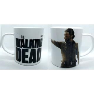Taza De Series De Tv The Walking Dead Zombies Rick Grimes