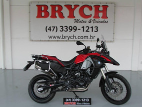 Bmw F 800 Adventure Abs 2014 R$ 35.900,00