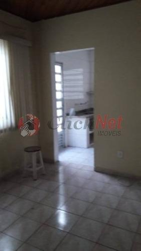 Imagem 1 de 16 de Casa Assobradada Localizada Na Vila Mussolini. Rudge Ramos Com 2 Dormitórios, 2 Vagas, 165 M2. - 6370