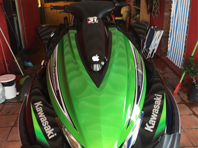 Kawasaki Ultra 260x Con 23horas Reales .. Única En Su Estado
