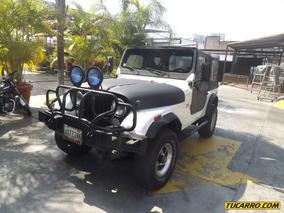 Jeep Cj .
