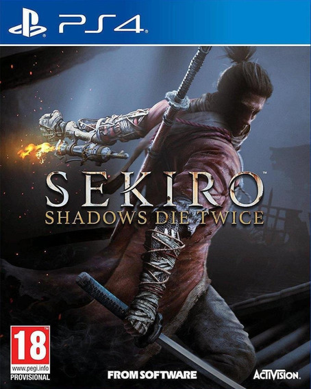 Sekiro Ps4 Original 1 Português | Midia Digital Original 1