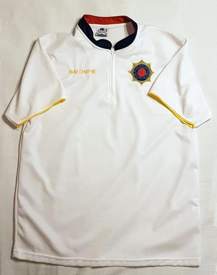 Camiseta Remera Colegiales Poliéster Marca Balonpie