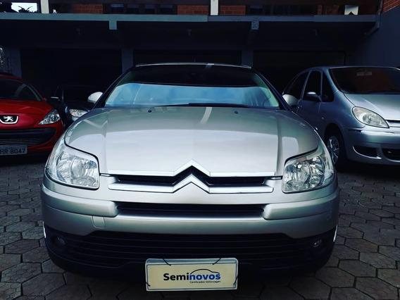 Citroën C4 Pallas 2.0 Exclusive 4p 2008