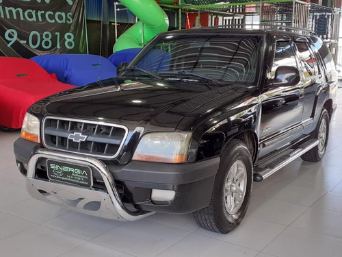 Blazer 2.4 Mpfi 4x2 8v Gasolina 4p Manual