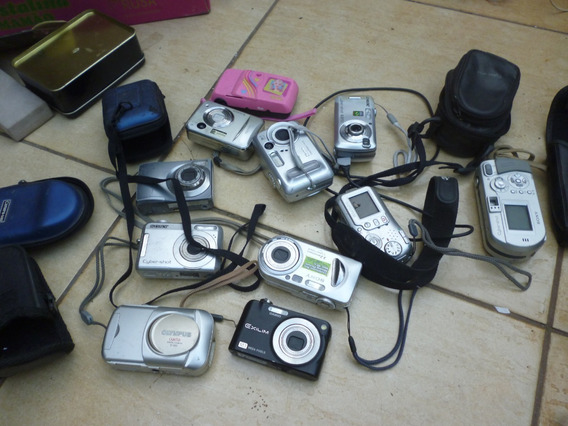 Maquina Fotografica Digital Lote