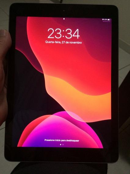 iPad 6ª Geração Wifi 128gb Tela 9,7 Space Gray 3 Meses Uso