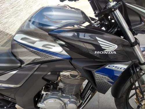 Imagem 1 de 10 de Honda Cb250f Twister