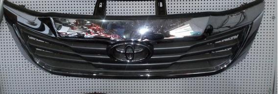 Grade Dianteira Frontal Toyota Hilux Original 2012/2015
