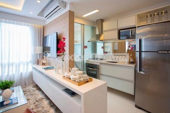 Apartamento, 2 Dormitórios, 60.61 M², Marechal Rondon - 184615