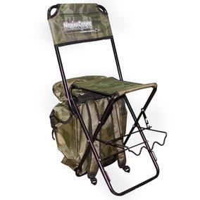 Cadeira Com Mochila Dobrável Hms043 Marine Sports