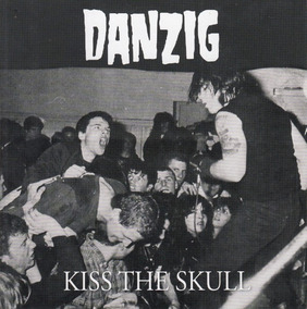 Danzig - Kiss The Skull - Cd Misfits Importado
