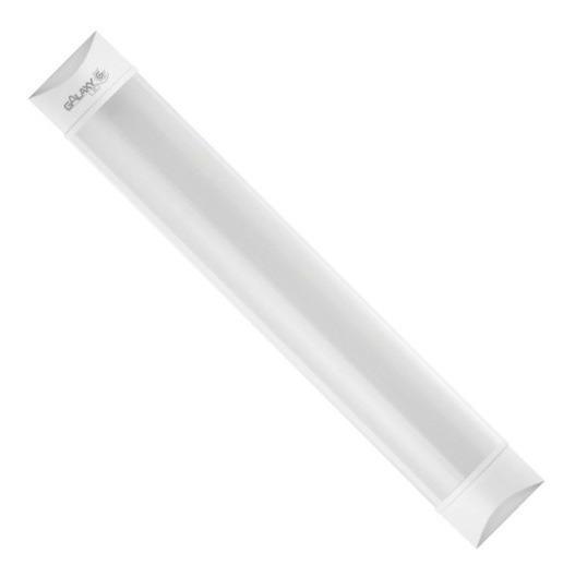Luminaria Style Tube Led 9w 6500k 30cm Bivolt Galaxy 3605