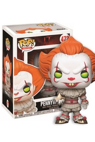 Funko Pop Movies: It - Pennywise (with Boat) 472
