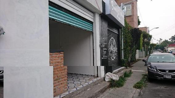 Local En Renta En Coyoacan, Local En Renta Colonia Ctm Culhuacan Secc. Vi, 17m2 De Superficie