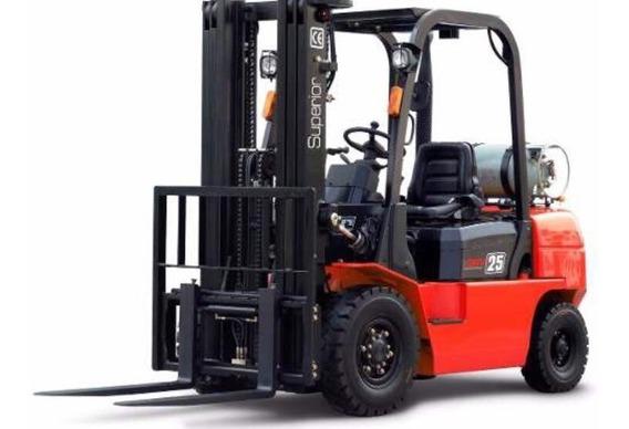 Montacargas Gw Industrial 3.0 Toneladas Tecnologia Toyota
