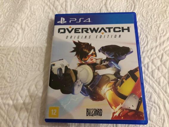 Overwatch Origins Edition Para Ps4
