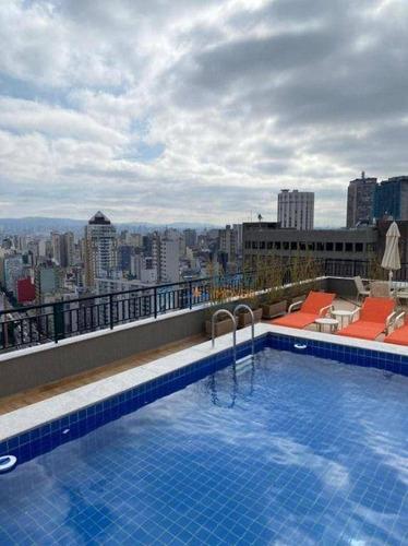 Imagem 1 de 19 de Apartamento Com 2 Dormitórios À Venda, 57 M² Por R$ 870.000 - Cerqueira César - São Paulo/sp - Ap64577