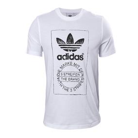 Playera adidas Graphic Tee T-shirt Hand Drawn T2 Dh4811