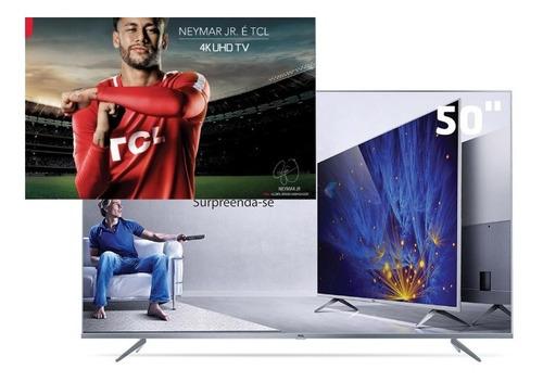 Tv 50 Cinema,ultima Tecnologia 4k. Promoção 6 Mil P/ 4699!