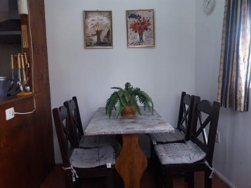 Apartamento Amoblado Y Cochera, Ideal Estudiant Odontologia