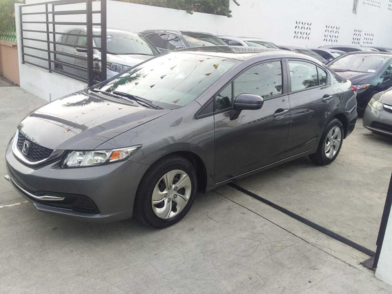 Honda Civic 2015 Lx