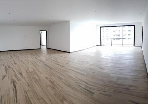 Amplio Apartamento En Venta Zona 14 - Pva-002-12-16-2