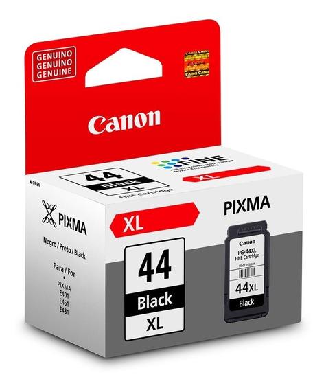 Cartucho De Tinta Canon Preto Pg-44xl - E401, E461 E E481