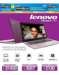 Notebook Lenovo 330