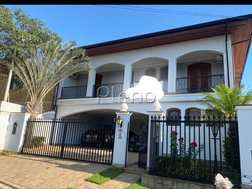 Casa À Venda Em Jardim Chapadão - Ca028271