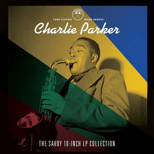 Vinilo Charlie Parker The Savoy 10'' Lp Collection 4 Disc