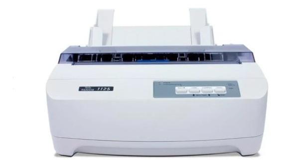 Impresora Fiscal Tally Dascom 1125 + Dispos. De Transmisión