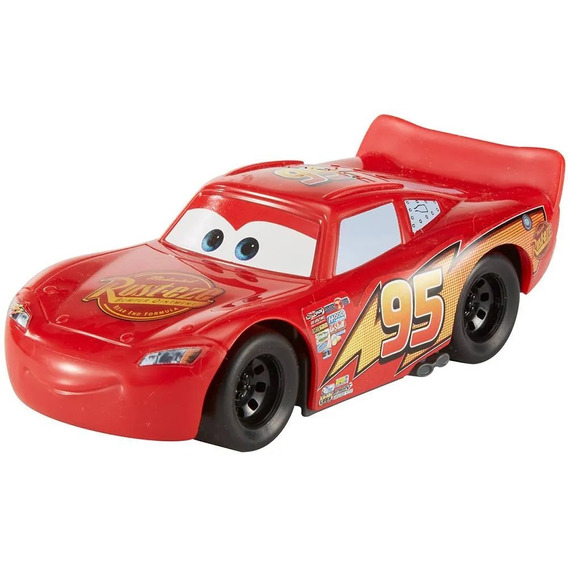 Carrinho Disney Carros Mcqueen Mattel Dhm17