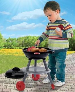Set Comida Parrilla Antex Con Accesorios De Cocina Educando