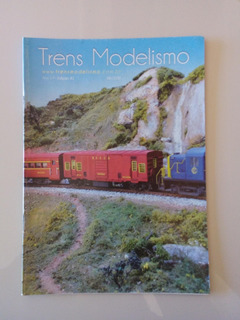 Revista Trens Modelismo Edição 81 Ferromodelismo