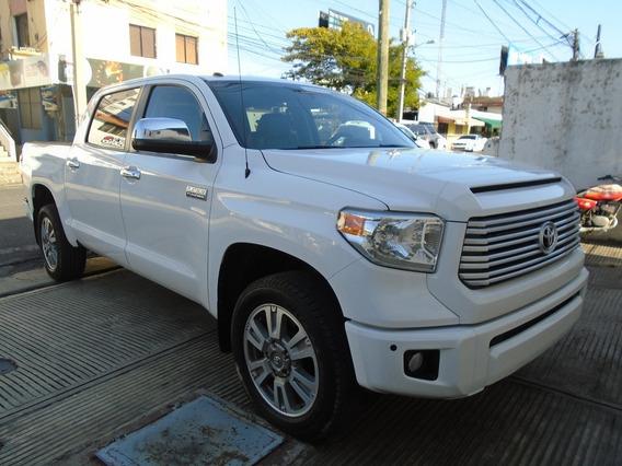 Toyota Tundra Platinuim 2014