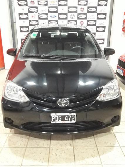 Toyota Etios 1.5 4p Xs 2015
