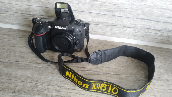 Nikon Corpo D610 Fx