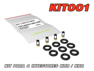 Kit001 Mantenimiento Inyectores Hyundai Accent