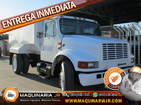Camion Pipa De Agua International 2004 12,000lts,camiones