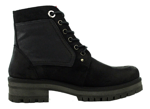 Zapatos Dama Estilo Botin Casual Comodo L119402 Levi