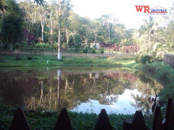 Chácara Com 3 Dormitórios À Venda, 6075 M² Por R$ 579.000 - Curucutu - São Bernardo Do Campo/sp - Ch0032