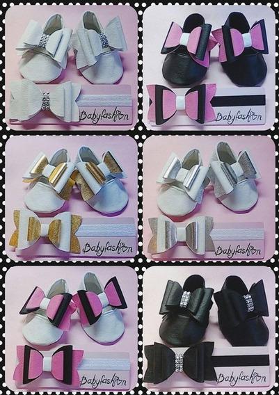 Zapatillas, Zapatos Cintillos Para Bebes