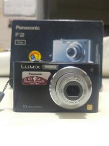 Câmera Digital Panasonic F2 Lumix
