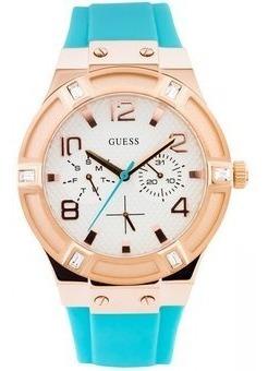 Reloj Guess Mujer W0564l3 Jet Setter Original