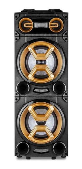 Caixa Amplificada Multilaser Pulse Party Speaker 1600w Sp360