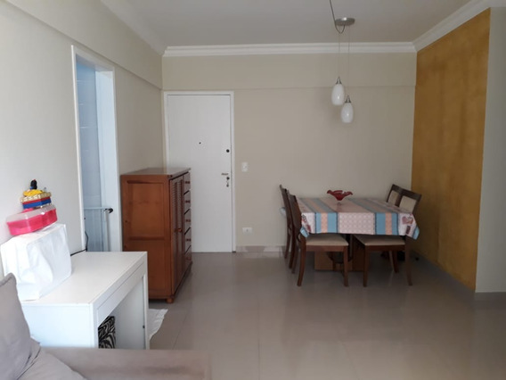 Apartamento Enseada, 800 M. Do Mar. Guarujá. Ref. 5076 L C