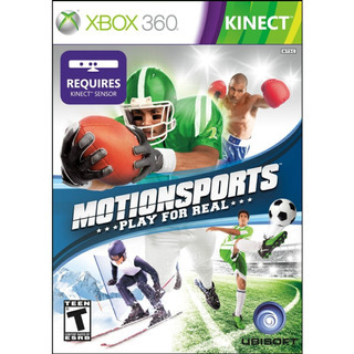 Motionsports Xbox 360 Kinect